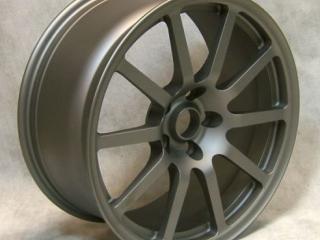Forged Alloy Wheel (10-spoke)