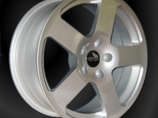Forged alloy wheel, Star