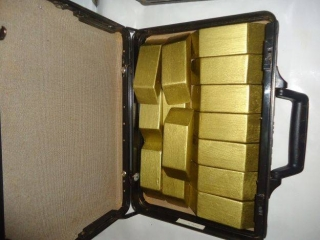 Available: Gold Ingots, Bars, Bullion, Powder, Dust, Nuggets