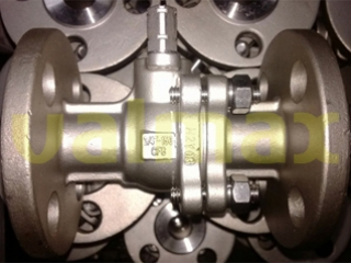 Floating Ball Valve, 150 LB, 3/4 Inch, ASME B16.5