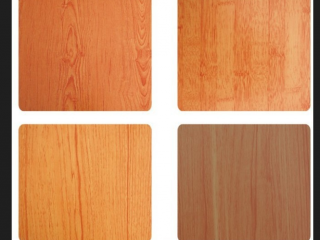 Wood aluminum composite panel ACP