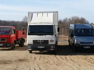 Visų krovinių pervežimas