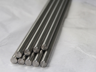 Commercially pure Titanium bars with ASTM B348