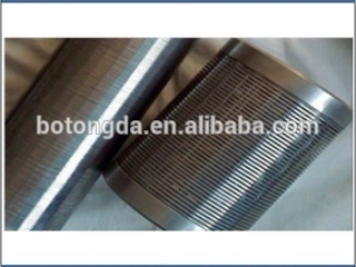 Wedge Wire Screen Pipe/johnson Pipe