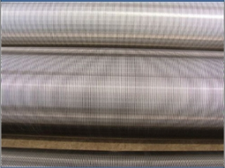 low price and high quality Johnson wedge wire screen casing