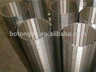 Stainless Steel Welded Wedge Wire Mesh(factory)
