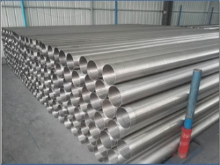stainless steel Johnson well screen