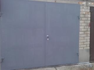 Garazo vartai-durys
