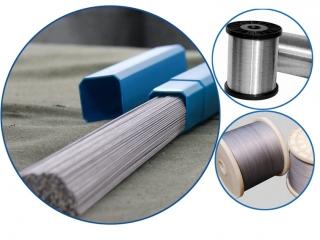 titanium wires for TIG