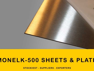 Monel Alloy sheets & Plates | Stockiest and Supplier