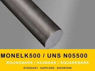 Monel K5000 Alloy Roundbars | Stockiest and Supplier
