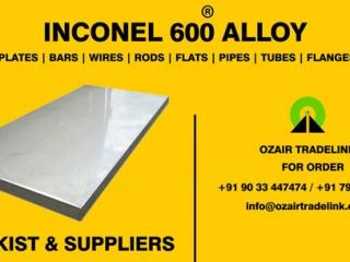 Nickel Alloy 200 Weldingrod | Stockiest and Supplier