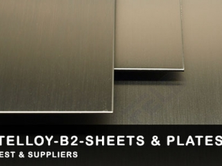 HastelloyB2 - Sheets,Plates & Coils | Stockiest and Supplier