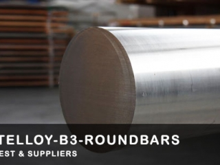 Hastelloy Alloy B3 Roundbars,Hexbars,Squarebars | Stockiest and Supplier