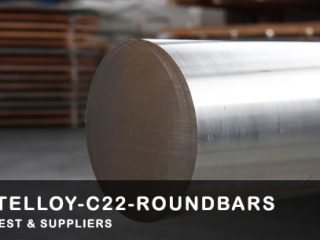 Hastelloy Alloy C22 UNS N06022 Round Bar | Stockiest and Supplier