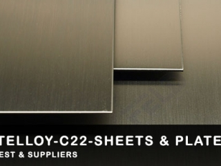Hastelloy Alloy C22 UNS N06022 Sheet & Plate | Stockiest and Supplier