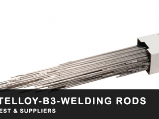Hastelloy Alloy B3 UNS N10675 Welding Rod | Stockiest and Supplier