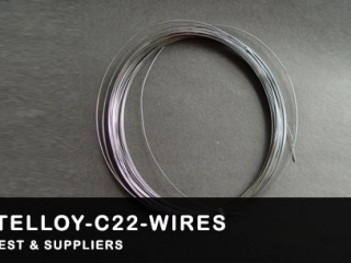 Hastelloy Alloy C22 UNS N06022 Wire | Stockiest and Supplier