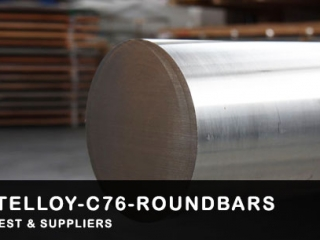 Hastelloy Alloy C276 UNS N10276 Round Bar | Stockiest and Supplier