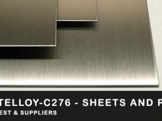 Hastelloy Alloy C276 UNS N10276 Sheet & Plate | Stockiest and Supplier