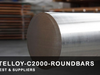 Hastelloy Alloy C2000 UNS N06200 Round Bar | Stockiest and Supplier