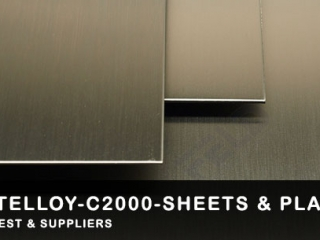 Hastelloy Alloy C2000 UNS N06200 Sheet & Plate | Stockiest and Supplier