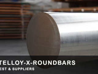 Hastelloy X Round Bars,Squarebars,Hex bars | Stockiest and Supplier