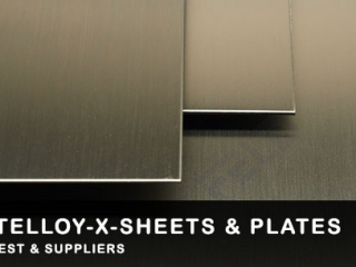 Hastelloy X Sheets,Plates | Stockiest and Supplier