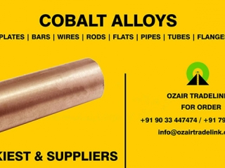 Cobaltalloy | Manufacturer,Stockiest and Supplier