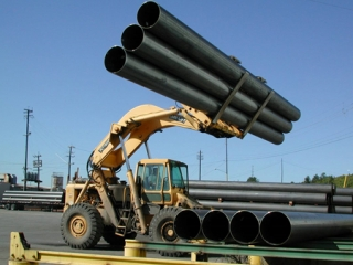 ERW STEEL PIPE FOR SALE