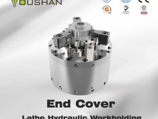 End Cover Fixture