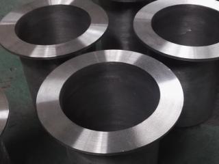 titanium lap-joint stub ends