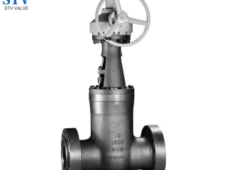 1500LB Pressure Seal Gate Valve,WC6 Body,DN250,Flange End
