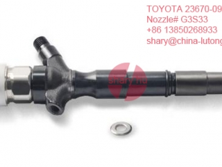 Denso Wholesale Injector in Fuel Systems 23670-51041 diesel fuel injector replacement