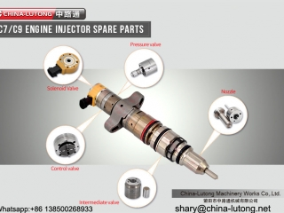 Cat® fuel injector 10R0967 C10/C12 C7 Cat Reman Injector