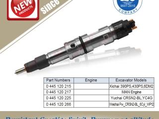 6.7 cummins aftermarket injectors-bosch injectors 6.7 cummins