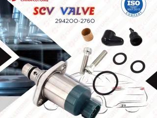 denso scv valves-6hk1 suction control valve