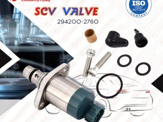 fuel pump scv suction control valve-d22 zd30 SCV valve