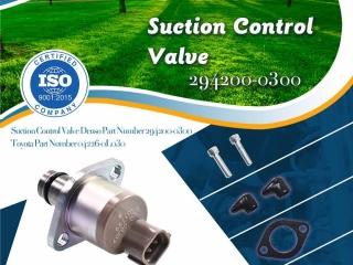 SCV valve for nissan navara-denso suction control valves