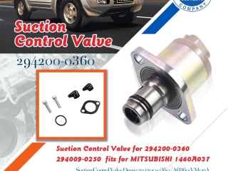 mitsubishi triton 2.5 suction control valve-SCV valve mitsubishi pajero